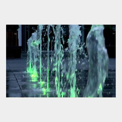 Quem disse… Que a água não emociona?