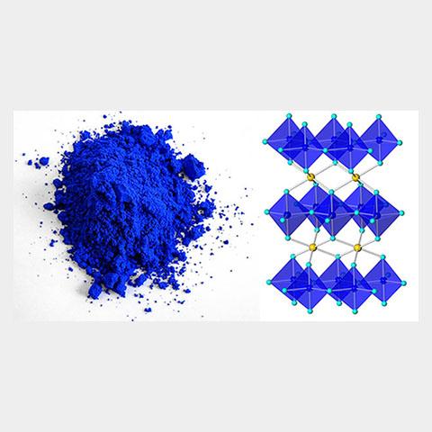 Pigmento azul pode reduzir temperatura de edificios