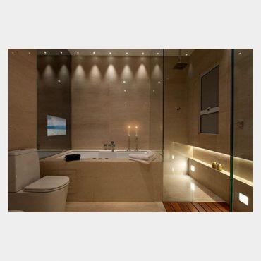 Iluminação decorativa residencial